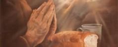 دعای هنگام غذا