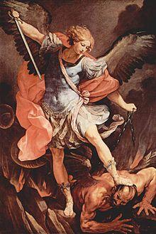 میکاییل مقدس، فرشته اعظم، کیست؟