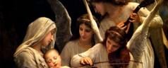 آخور و قلب کریسمس