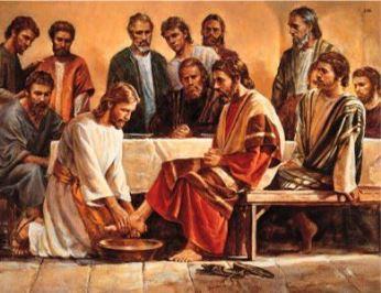 jesuswashingfeets