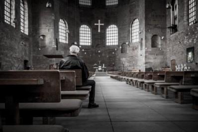 silence prayer