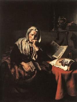 دعای پیرزن 2